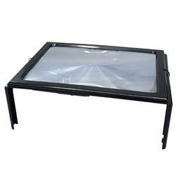 【まとめ 10セット】 マクロス 首かけ&テーブル型 ハンズフリー拡大鏡 MCZ-122 B07KNT1S69