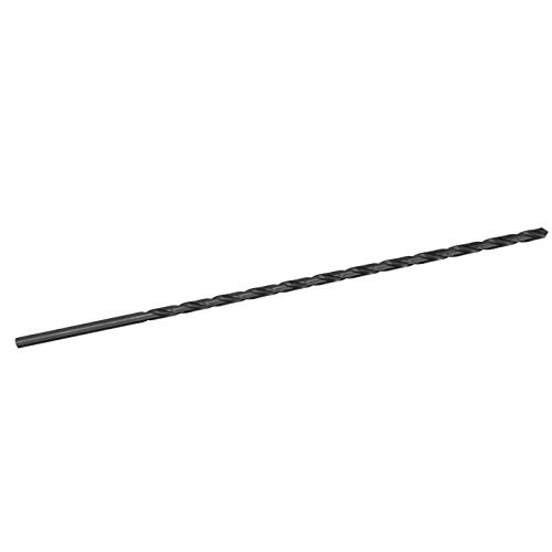 "HSS Extra Long Drill Bit, Straight Shank Size: 5/32"" x 12"""