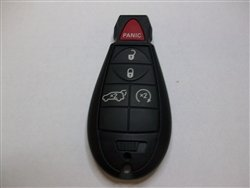 DODGE 05026538 AH Factory OEM KEY FOB Keyless Entry Remote Alarm Replace