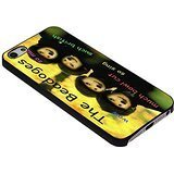 Doge Shibe Doge The Beatles Beadoges for Iphone Case (iPhone 5c black) (Doge Phone Cover)