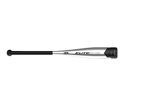 Axe Bat 2019 EliteOne Junior Big Barrel (-10) USSSA Baseball Bat, 26
