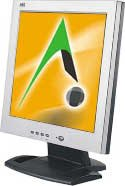 AOC Intl. 17IN LCD 26MM 1280X1024 75HZ