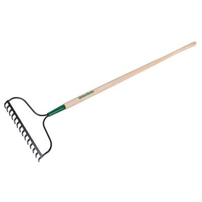 - Union Tools - Bow Rake With Welded Head