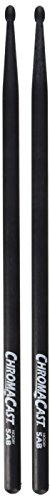 ChromaCast CC-5AB 5A USA Black Hickory Drumsticks
