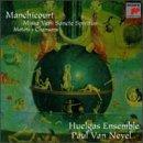 Manchicourt:  Missa & Motet by Sony