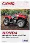 Honda TRX300 88-00 (Clymer All-Terrain Vehicles)