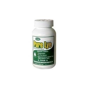 Amazon Com Pure Lye Drain Opener 1 Lb 3 Home Amp Kitchen