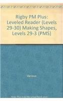 Download Rigby PM Plus: Individual Student Edition Sapphire (Levels 29-30) Making Shapes pdf epub