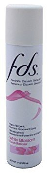 Fds Feminine Spray White Blossom review