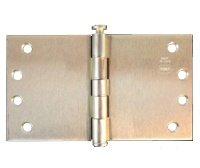 Bommer 5010-407-633 Plain Bearing-5 Knuckle-Full Mortise-Wide Throw-Steel Base-4