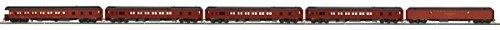 mejor vendido - HO Heavyweight Passenger Set, PRR (5) (5) (5) by MTH TRAINS; MIKES TRAIN HOUSE  marca famosa