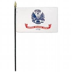 Army Miniature Flag (4 in. x 6 in.)