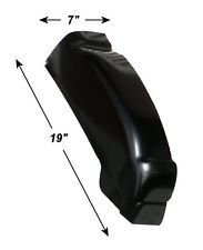 1999-07 Chevy Silverado/GMC Sierra Cab Corner 4dr Extended Cab, Driver's side (Gmc Cab Corners)