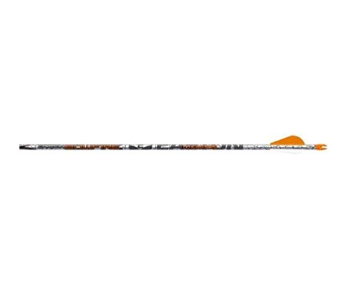 Easton Carbon Bowfire Factory Blazers (6-Pack), Multi, 400