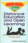 Distance Education and Open Learning