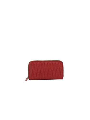 Rojo Zanellato 5126160c1 Cuero Mujer Billetera YYXwEx