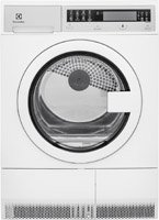 Electrolux White Electric Dryer