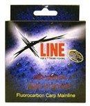 X Line Fluorocarbon Carp Fishing Line 600m Spool (15lb)