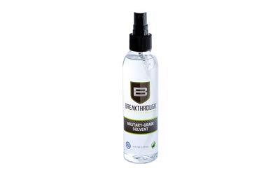 BREAKTHROUGH CLEAN TECHNOLOGIES - Military-Grade Solvent Gun Cleaner in Spray Bottle (6 fl. oz), Black