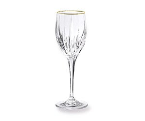 Trim Water Goblet - Mikasa Golden Lights Water Goblet