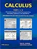 img - for Calculus: Part 1+2 book / textbook / text book