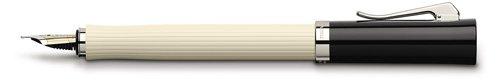 Graf Von Faber-Castell Lines Intuition Fountain Pen (Ivory) (Medium)