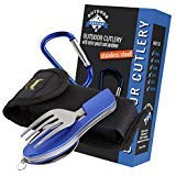 OUTDOOR FREAKZ Camping Cutlery and Outdoor Cutlery