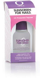 Orly Sunscreen for Nails UV Protection Topcoat