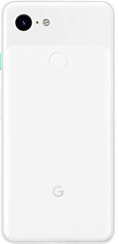 Google Pixel Phone 3 64 Gb Clearly White (Renewed) by Amazon Renewed
