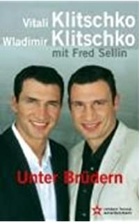 Die Klitschkos Biografie Amazonde Leo G Linder Bücher