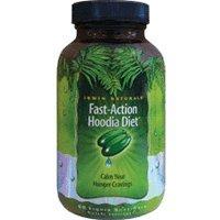 Irwin Naturals - action Hoodia - 60 ct