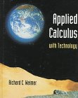 img - for Applied Calculus with Technology book / textbook / text book