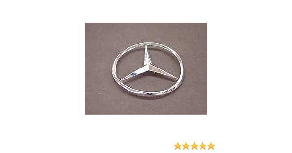For Mercedes W220 S430 S55 S500 S600 S65 S430 S500 4M GENUINE Trunk Star Emblem