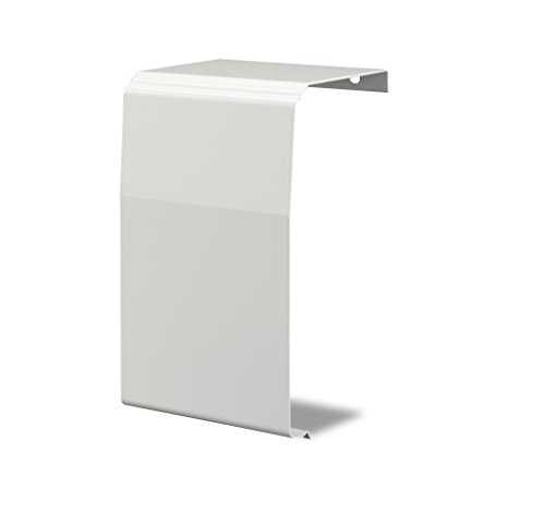 Slant Base - Revital/Line Filler Sleeve Only for Slant/Fin Baseboard Heater Replacement Covers in Brite White