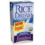 Imagine Foods Enriched Rice Beverage 32x 64 Oz by DREAM