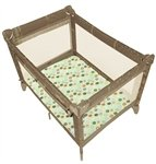 Portable Play Pen Fitted Sheet-Assorted Prints Review
