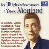 Les 100 plus belles chansons d'Yves Montand [Import anglais]