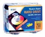 Western Digital 250GB EIDE Internal Hard Drive with 8MB Cache -