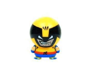 Wolverine Vending Machine Marvel Capsule Heroes Buildable Figure