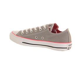 Converse Zapatos lona All Taylor unisex Pink Grey Chuck Star de Canvas rYIqrC
