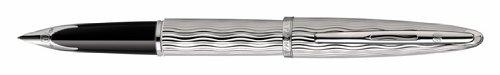 Waterman Carene Essential Silver ST Fine Point Fountain Pen - 1771500