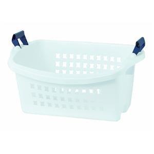 Rubbermaid 292800-WHT Stack'N Sort Laundry Basket