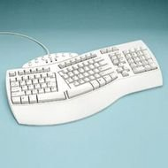 (Smart Design 104-Key Enhanced Keyboard, PS/2 Adapter, Platinum (FEL99190) Category: Computer Keyboards )