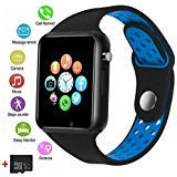 Best Cheap Smartwatches - Smart Watches, JACSSO Touch Screen Bluetooth Smartwatch Review