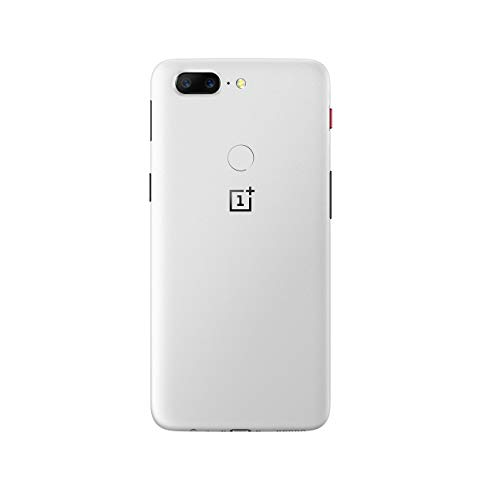 - OnePlus 5T A5010 128GB White, Dual Sim, 6.01