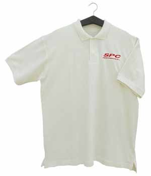 Specialty Products Cream XX-Large Polo Shirt