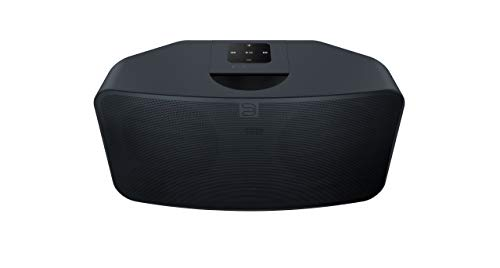 Price comparison product image Bluesound Pulse Mini 2i Compact Wireless Multi-Room Smart Speaker with Bluetooth - Black - Works with Alexa and Siri