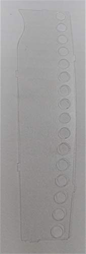 - Desi Plastic Overlay (aka Label Cover) for AT&T 945 974 984 Phone