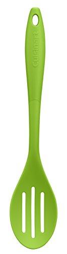 (Cuisinart CTG-01-LSG Nylon Slotted Spoon, Green )
