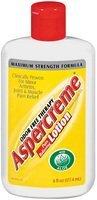 Aspercreme Pain Relieving Lotion 6 oz